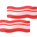 Bacon Icon 128x128