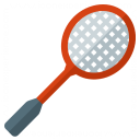 Badminton Racket Icon 128x128