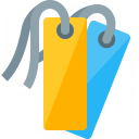 Bookmarks Icon 128x128