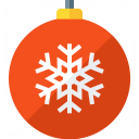 Christmas Ball Icon 128x128
