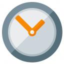 Clock Icon 128x128