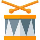 Drum Icon 128x128