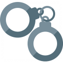 Handcuffs Icon 128x128