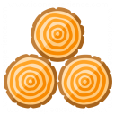 Logs Icon 128x128