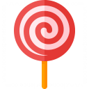 Lollipop Icon 128x128