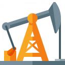 Oil Pump Icon 128x128