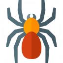 Spider Icon 128x128