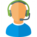 User Headset Icon 128x128