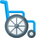 Wheelchair Icon 128x128