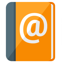 Address Book Icon 256x256