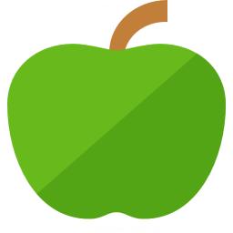 Apple Icon 256x256