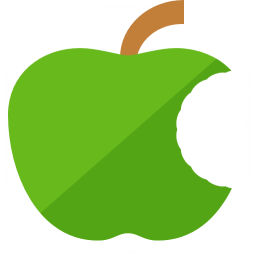 Apple Bite Icon 256x256