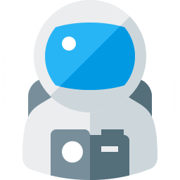 Astronaut Icon 256x256
