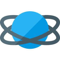 Atom Icon 256x256