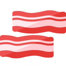 Bacon Icon 256x256