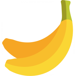 Banana Icon 256x256