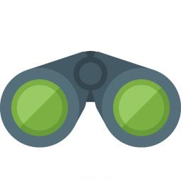 Binocular Icon 256x256