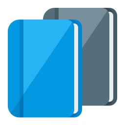 Books Icon 256x256
