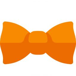 Bow Tie Icon 256x256