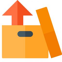 Box Out Icon 256x256
