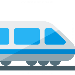 Iconexperience G Collection Bullet Train Icon