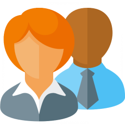 Businesspeople 2 Icon 256x256