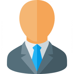 Businessperson 3 Icon 256x256
