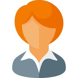 Businesswoman Icon 256x256