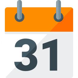 Calendar 31 Icon 256x256