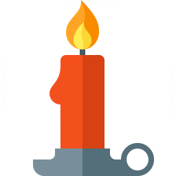 Candle Holder Icon 256x256
