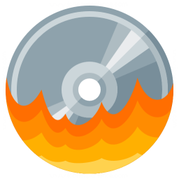 Cd Burn Icon 256x256