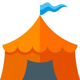 Circus Icon 256x256