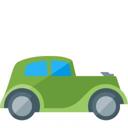 Classic Car Icon 256x256