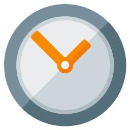 Clock Icon 256x256