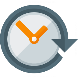 Clock Forward Icon 256x256