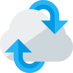 Cloud Refresh Icon 256x256