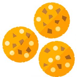 Cookies Icon 256x256