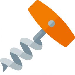 Corkscrew Icon 256x256