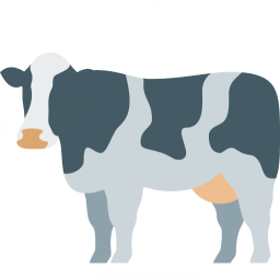 IconExperience » G-Collection » Cow Icon