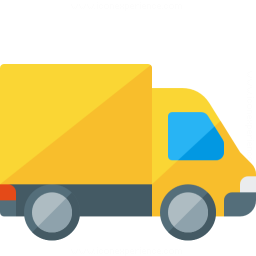 Delivery Truck Icon 256x256