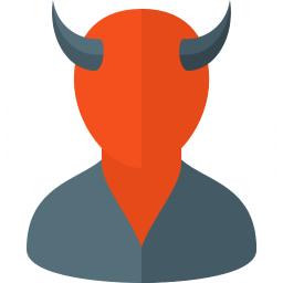 Devil Icon 256x256