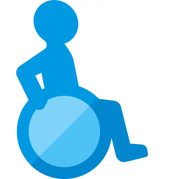 Disability Icon 256x256