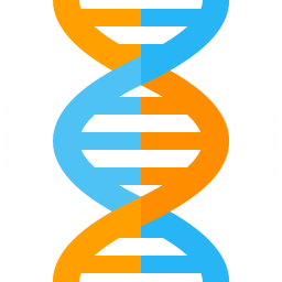 Dna Icon 256x256