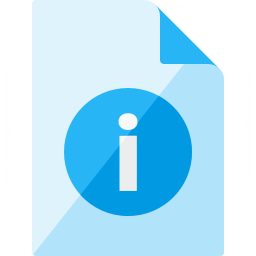 Document Information Icon 256x256