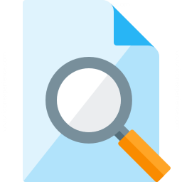 Document View Icon 256x256