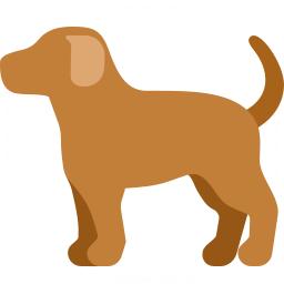 Dog Icon 256x256