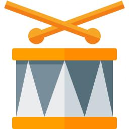 Drum Icon 256x256