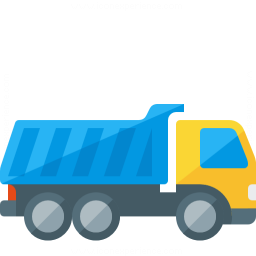 Dump Truck Icon 256x256