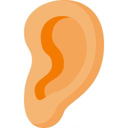 Ear Icon 256x256