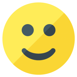 Emoticon Smile Icon 256x256